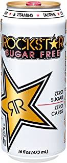 Best rockstar no sugar Reviews