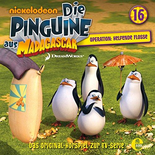 Operation: Helfende Flosse (Die Pinguine aus Madagascar 16) Titelbild