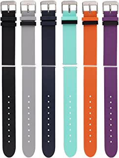 18mm Width Quick Release Silicone Rubber Strap for Withings Activite Pop/Withings Activite Steel Watch