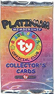 Best platinum membership beanie baby Reviews