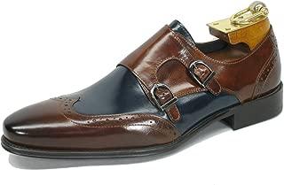 Wingtip Monk Strap Men's Loafer KS099303T