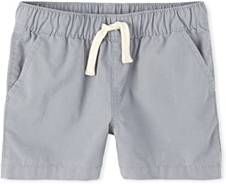 The Children's Place Baby Toddler Boys Pull on Jogger Shorts