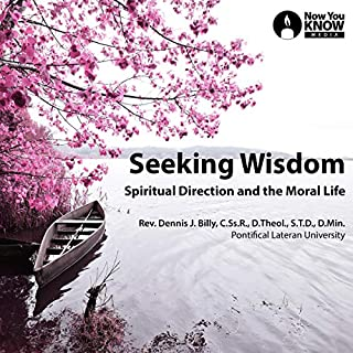 Couverture de Seeking Wisdom