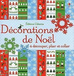 Cahiers d'activités de Noël Décorations de Noël