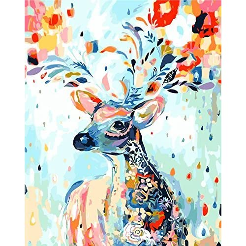 Amazon Com Komking Painting By Numbers Kits Diy Paint By Numbers