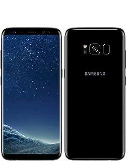 Samsung Galaxy S8 Dual Sim - 64GB, 4G LTE, Midnight Black