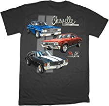 Best chevy chevelle shirts Reviews