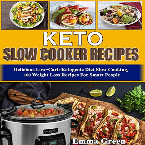 Keto Slow Cooker Peanut Chicken
