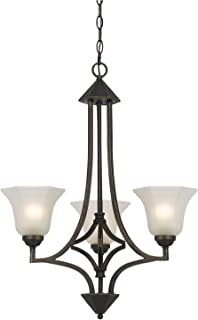 10.50 inches Cal Lighting LA-162-RU Transitional One Light 18W Wall LAMP G24Q-2 Socket Collection in Bronze//Dark Finish