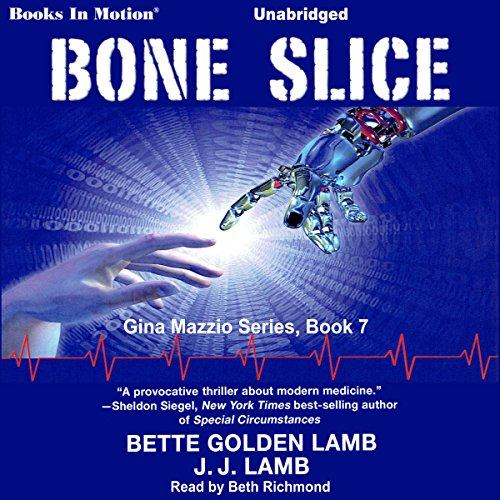 Bone Slice audiobook cover art