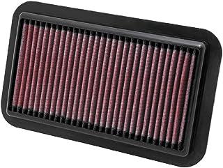 K&N Engine Air Filter: High Performance, Premium, Washable, Panel Replacement Filter: 2009-2019 (Celerio, Alto V, Pixo), 3...