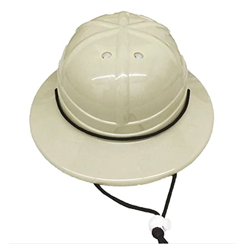 4c7a36fdde GiftExpress Kids  Hard Plastic Safari Pith Helmet (Gray ...