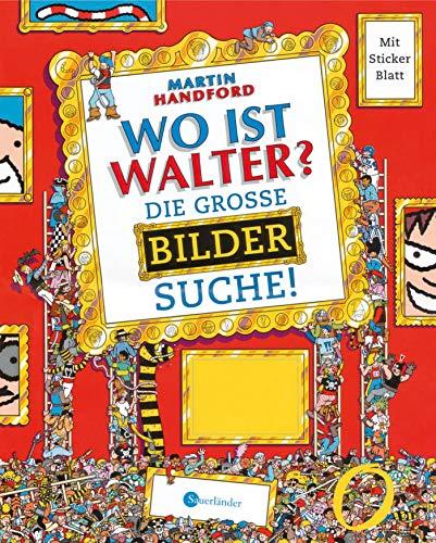 Wo ist Walter?: Die große Bildersuche!