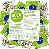 EXS - Paquete de condón luminoso (100 unidades)