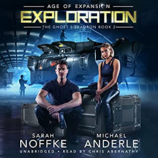 Exploration: Age of Expansion audiobook cover art