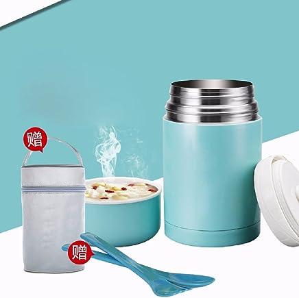 SDKKY SDKKY SDKKY Isoliert, Lunch-Boxen, tragbare Edelstahl-Suppe-Boxen, Brei Fässer,E B06X6LVYM6 | Genialität  c26973