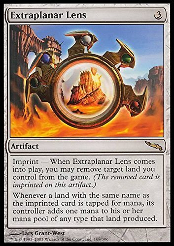 Magic The Gathering - Extraplanar Lens - Mirrodin