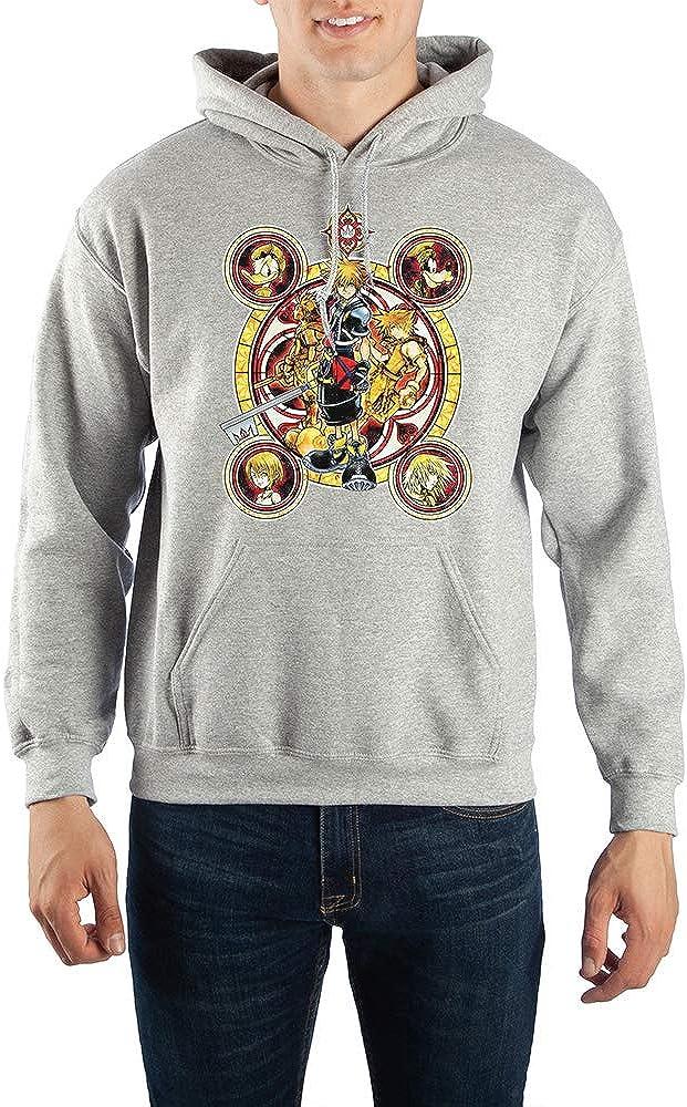 Mens Kingdom Hearts Hoodie Disney Apparel