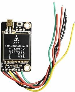 AKK FX2-ultimate-mini(US Version) 5.8GHz 37CH Smart Audio VTX Support OSD Configuring via Betaflight Flight Control Board Long Range FPV Transmitter