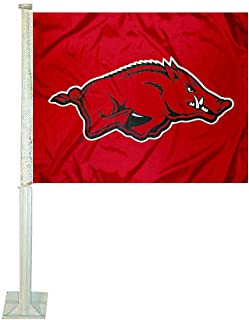 arkansas car flags