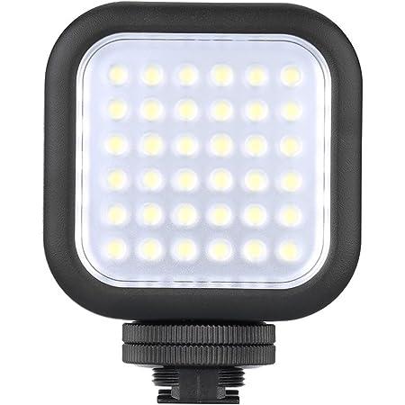 Godox LEDM150 Videoleuchte mit integriertem Lithium-Akku f/ür Handys Smartphones und Digitalkameras