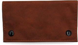 porta tabacco in pelle (marrone)