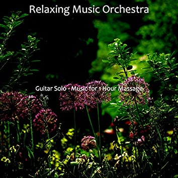 Guitar Solo - Music for 1 Hour Massage