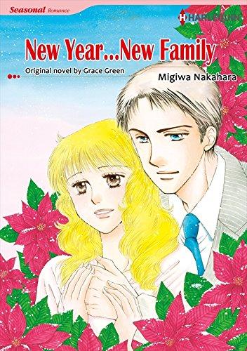 New Year... New Family: Harlequin comics (English Edition)