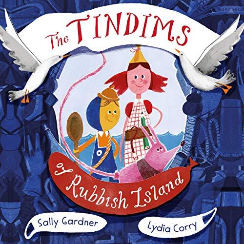 Page de couverture de The Tindims of Rubbish Island
