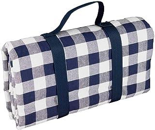 140X200CM con Agujero para sombrilla Tablecloth Mantel Rectangular de PVC//Vinilo para jard/ín Verde