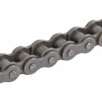 """Boston Gear #40 Rivet Chain 1//2/"""" Pitch Acme Chain 10/' Feet"""
