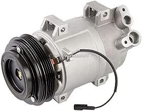 AC Compressor & A/C Clutch For Suzuki XL-7 2003 2004 2005 2006 Replaces Zexel Diesel Kiki DKS17D - BuyAutoParts 60-01741NA NEW