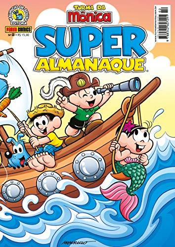 Super Almanaque Turma da Mônica - Volume 2
