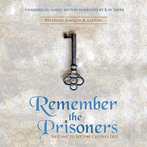 Remember the Prisoners audiobook cover art