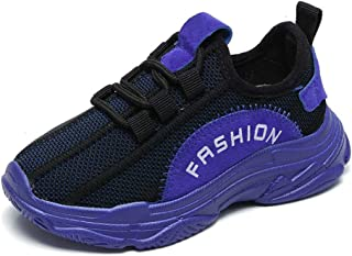 Fashion Kids Running Shoes Boys Girls Breathable Lightweight Walking Sneaker