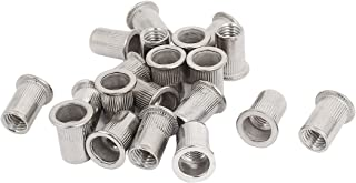 Blind Rivet Nut Cage Spreader Threaded Studs M5 Steel 0,0-5,0 MM Q-FOLD SLOT 20 ST