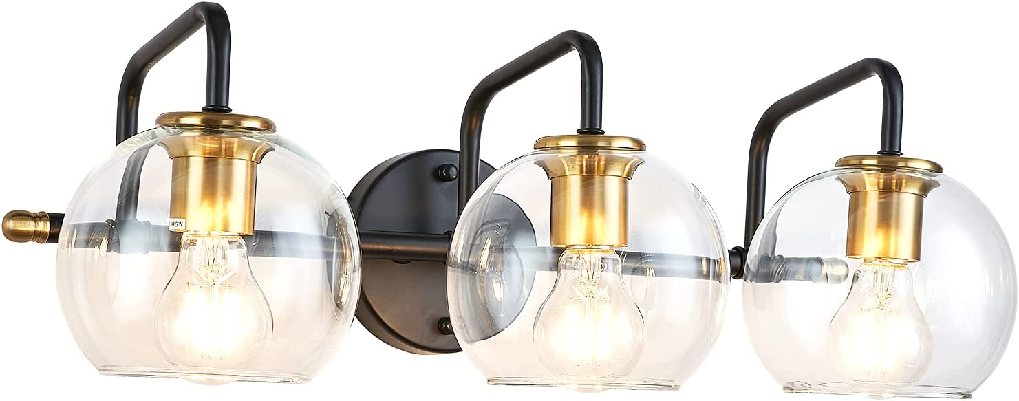 DJFHKO 3-Light Bathroom Vanity Light S Fixtures Over Mirror Wall Reservation New life