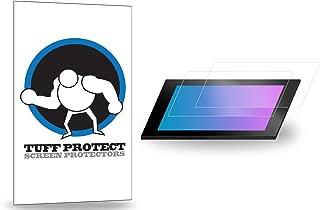 Tuff Protect Anti-Glare Screen Protectors for Jensen VM9214 Car Indash DVD Receiver