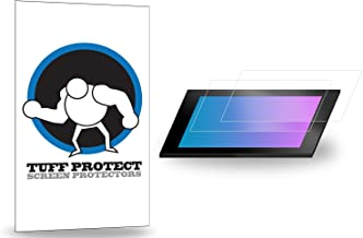 Tuff Protect Anti-Glare Screen Protectors for Alpine IVA-W505 Car Indash DVD Receiver