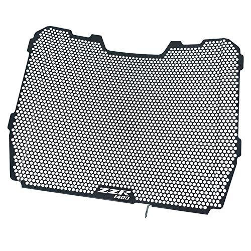 Für Kawasaki ZZR1400 ZZR 1400 2014-2020 Motorradzubehör Frontkühler Grill Guard Cover Kühlerabdeckungen (Farbe : ZZR1400)