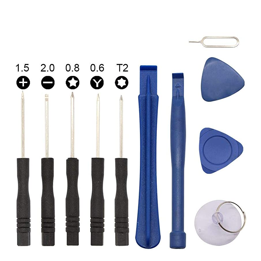 Cell Phones Repair Tools Kit 11 in 1 Smartphone Opening Pry Repair Tool Kit for iPhone Samsung Huawei xiaomi Disassembling Tool