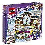 LEGO 41322 - Friends, La Pista di Pattinaggio del Villaggio Invernale