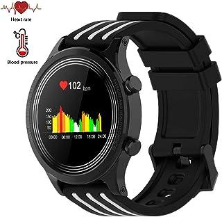 Smartwatch Reloj Inteligente con Pulsómetro Cronómetros Calorías Monitor de Sueño Podómetro Impermeable IP68 Pulsera Actividad Inteligente