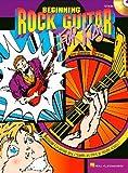 Beginning Rock Guitar for Kids méthode de guitare rock pour enfants + CD