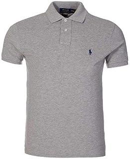 30ad61a27c244 Ralph Lauren Men's Polo Shirt Custom Fit