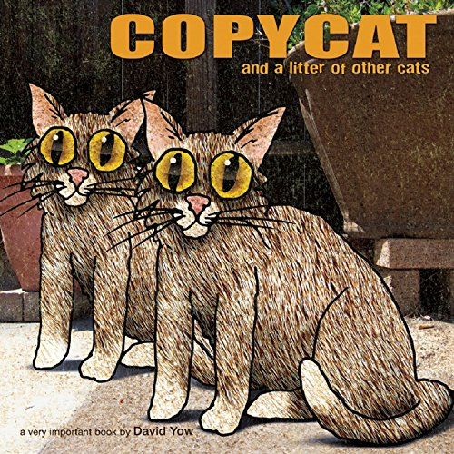 Copycat: and a Litter of Other Cats (English Edition)