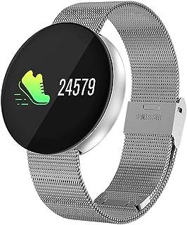 YZY Pulsera Actividad, Reloj Inteligente con reconocimiento automático de Ejercicio, Larga Espera, Monitor de sueño, podómetro, Contador de calorías y Seguimiento de natación