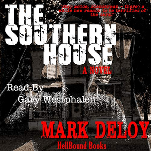 The Southern House audiobook cover art