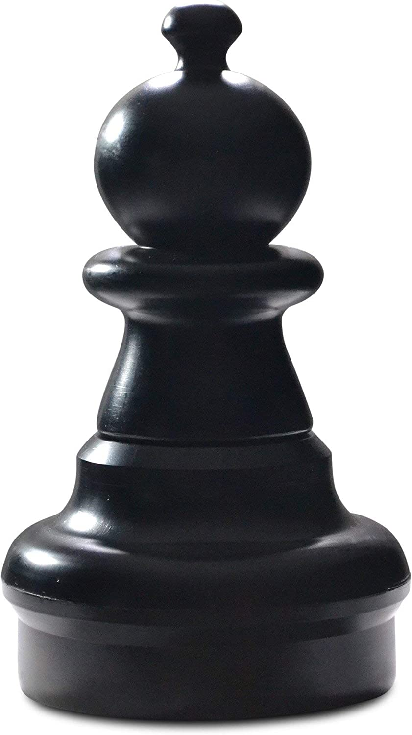MegaChess Individual Plastic Same Outstanding day shipping Chess Piece Tall 16 - Pawn Inches