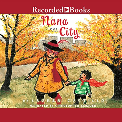 Nana in the City cover art